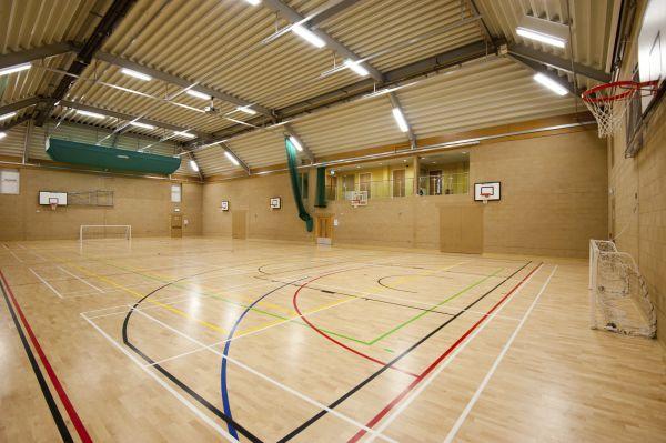 Crossley Heath Sports hall