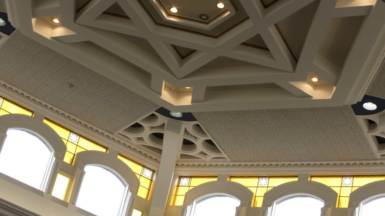 View of ceiling