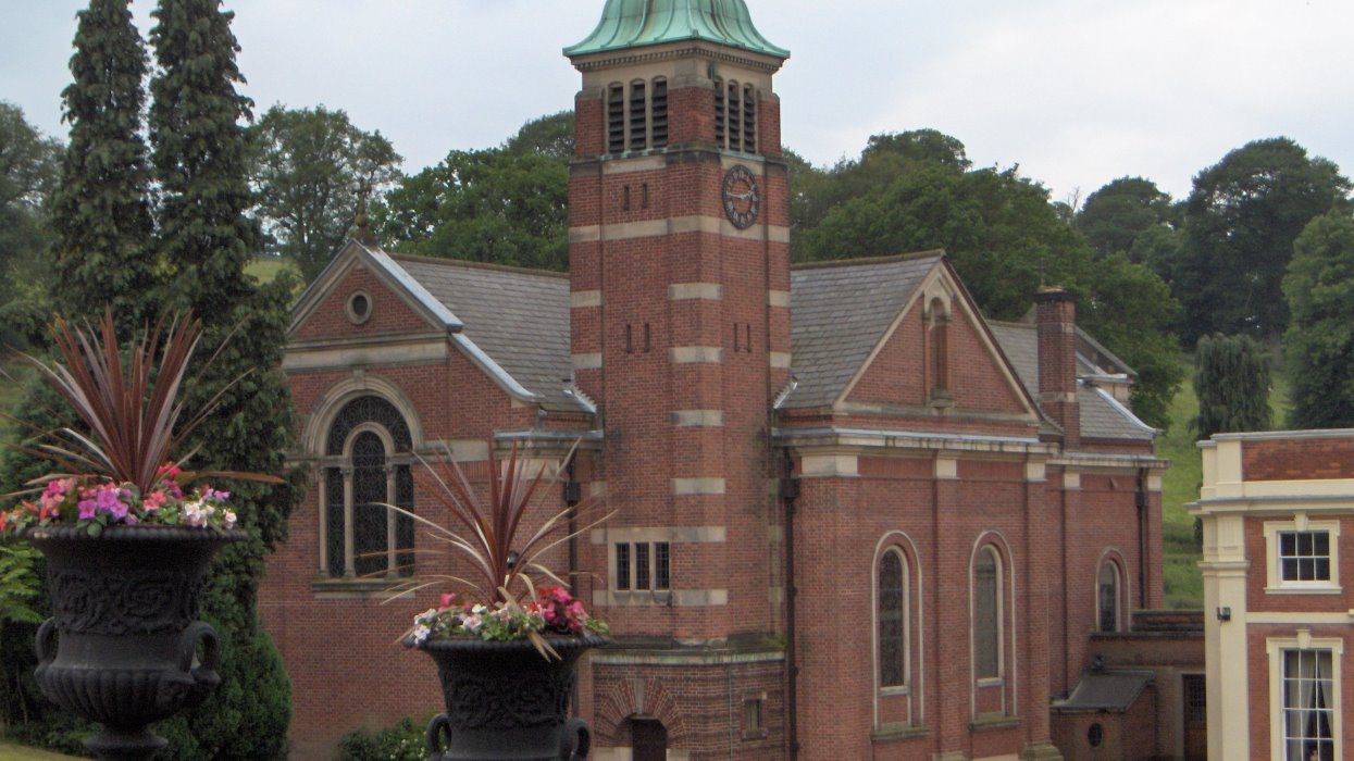 hawkstone Hall Chapel