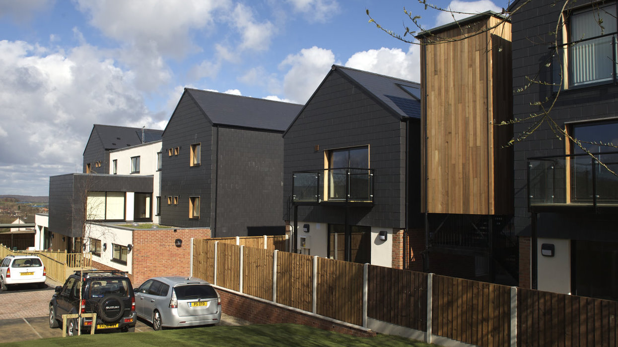 Safar housing langtry langton Nursing home architecture