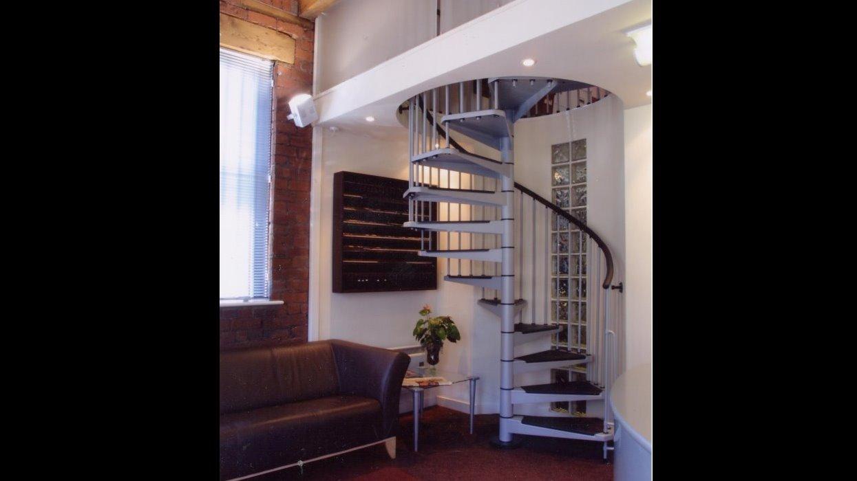 Spiral staircae