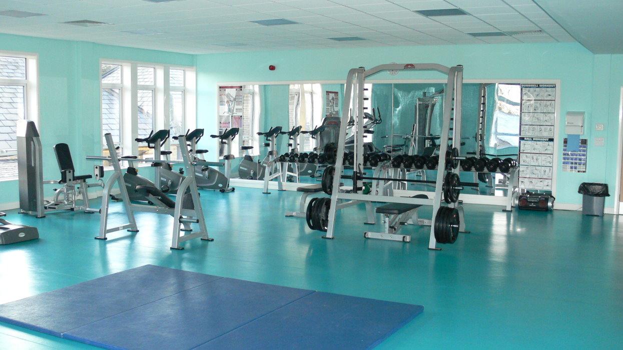 Crossley Heath Gym